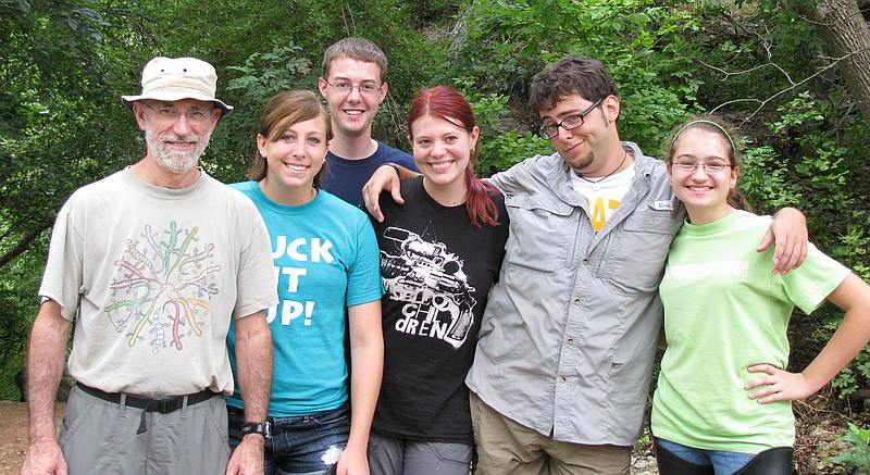 Pierce Lab - Summer 2010
